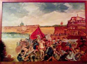 Amodeo Edmondo – Battaglia di Roma