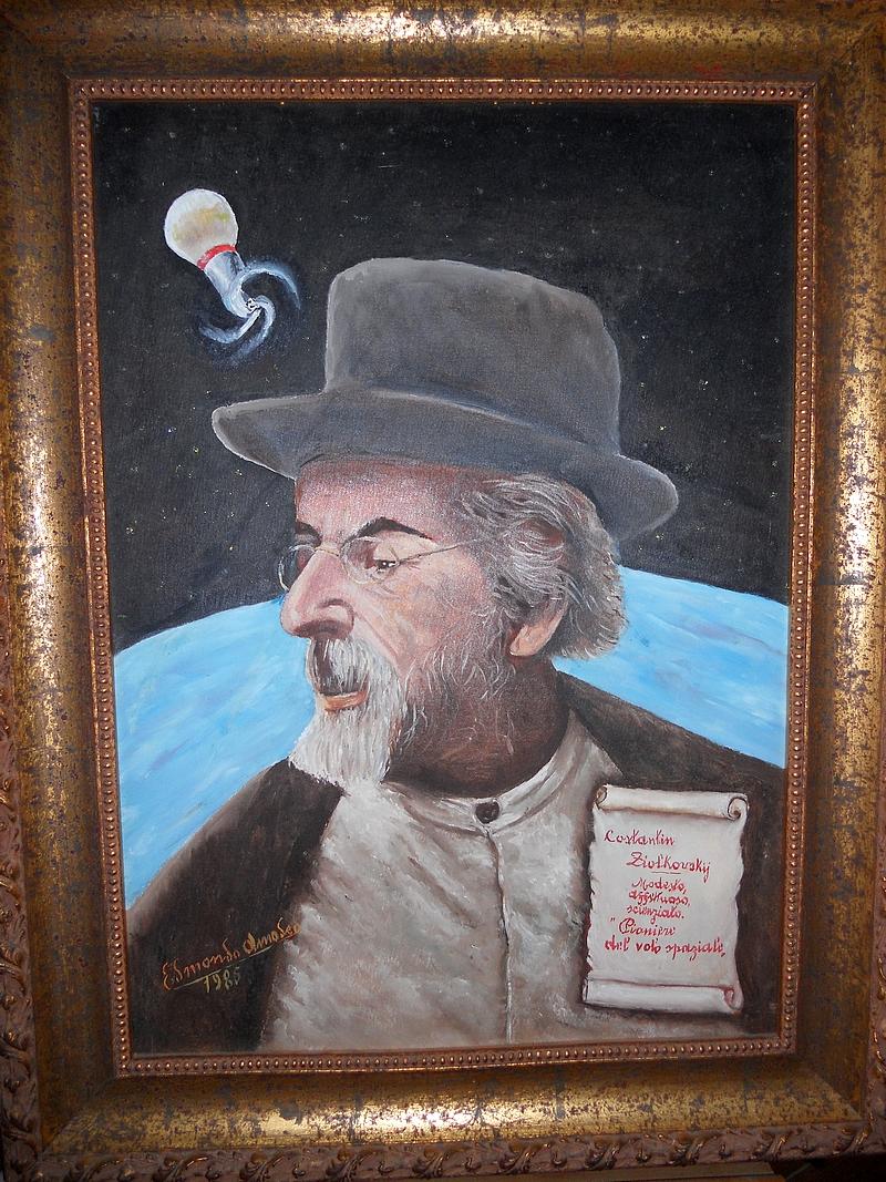 Edmondo Amodeo – Costantin Ziolkovskiy