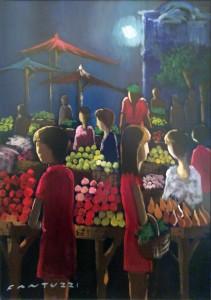 Eliano Fantuzzi –  Il Mercato