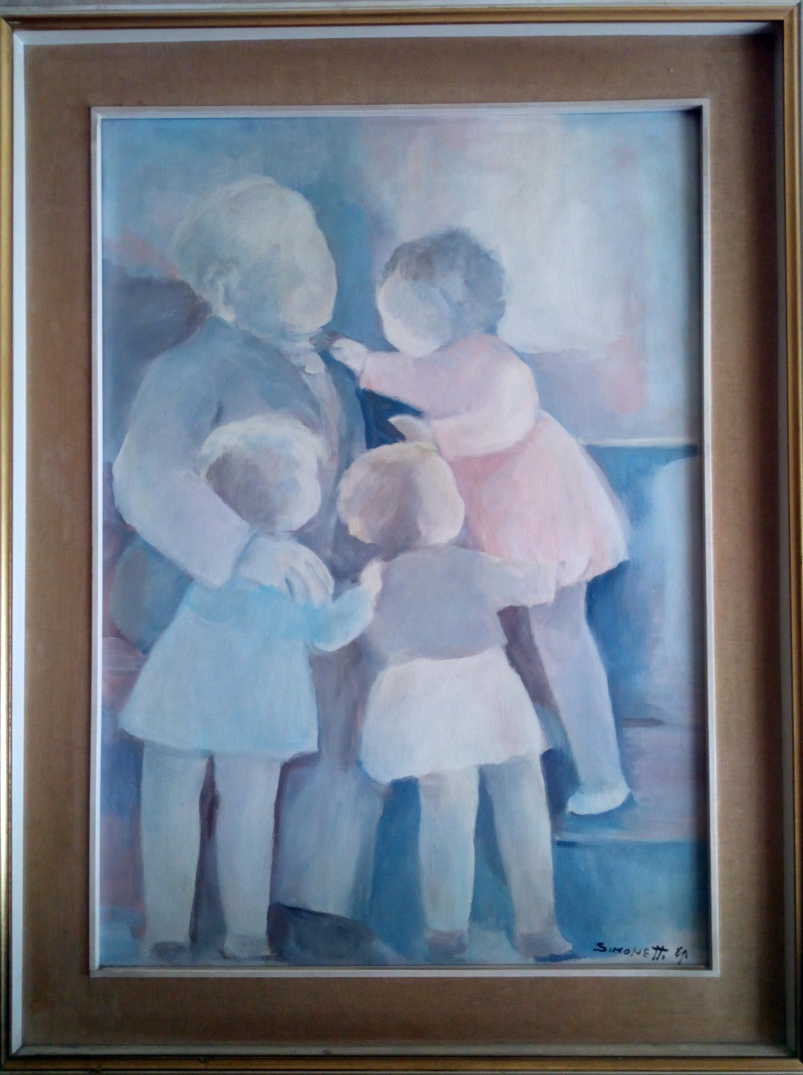 Simonetti  – Nonno e nipoti