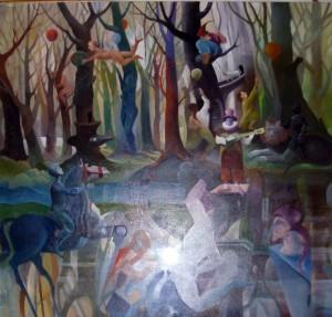 Claudio Anzidei – Foresta incantata
