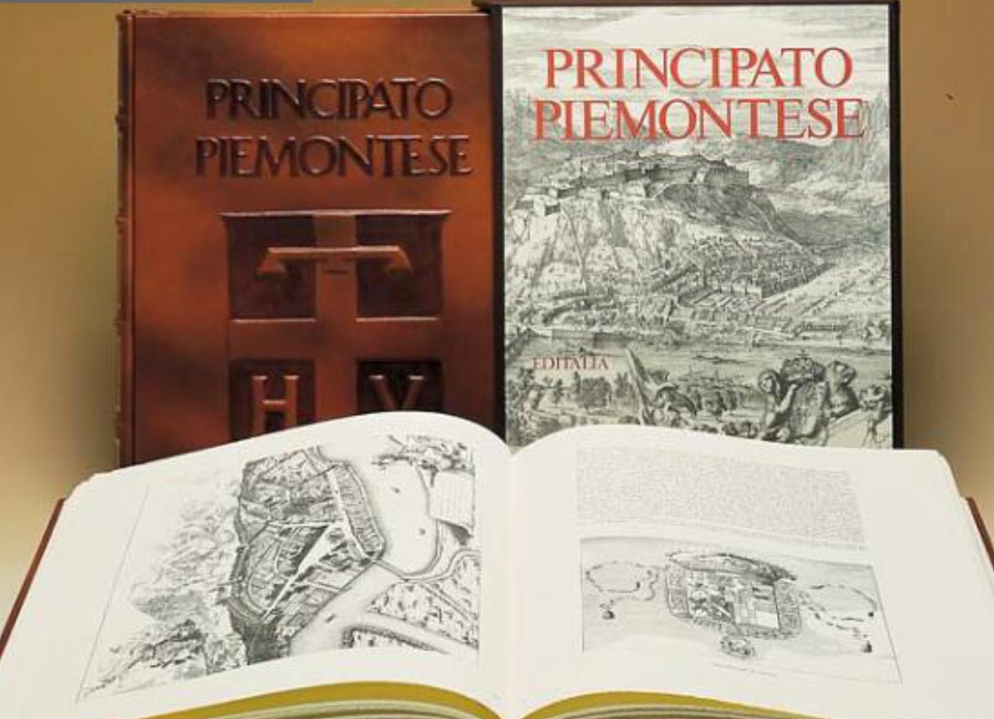 Principato Piemontese –  Editalia