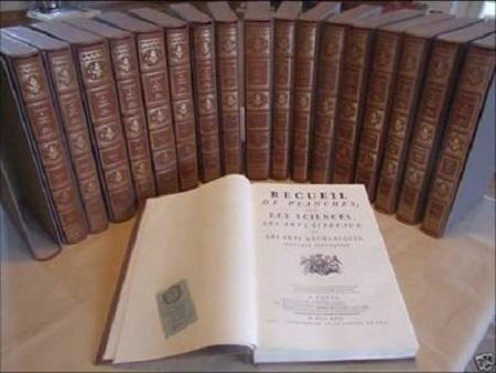 Enciclopedia De Diderot et D'Alembert