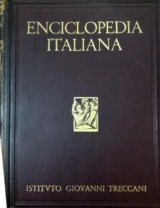 La Grande Enciclopedia Treccani  I edizione