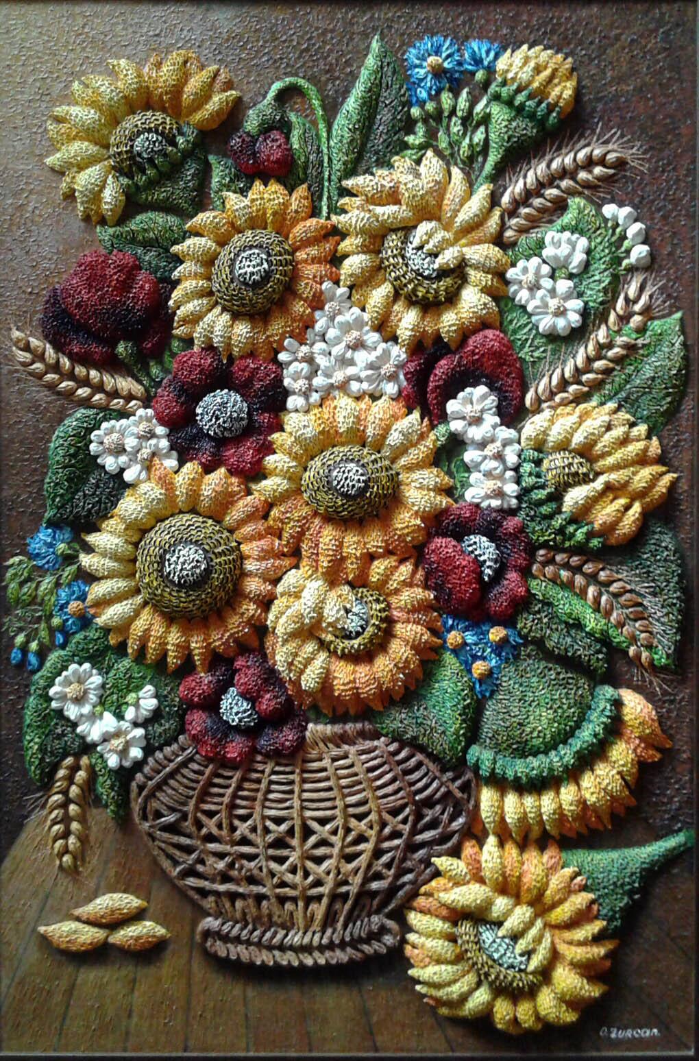 Zurcan Olga – Fiori d'autunno
