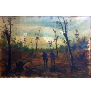 Umberto Brandi – Ritorno al tramonto