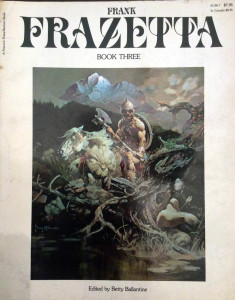 Frank Frazzetta – BOOK THREE