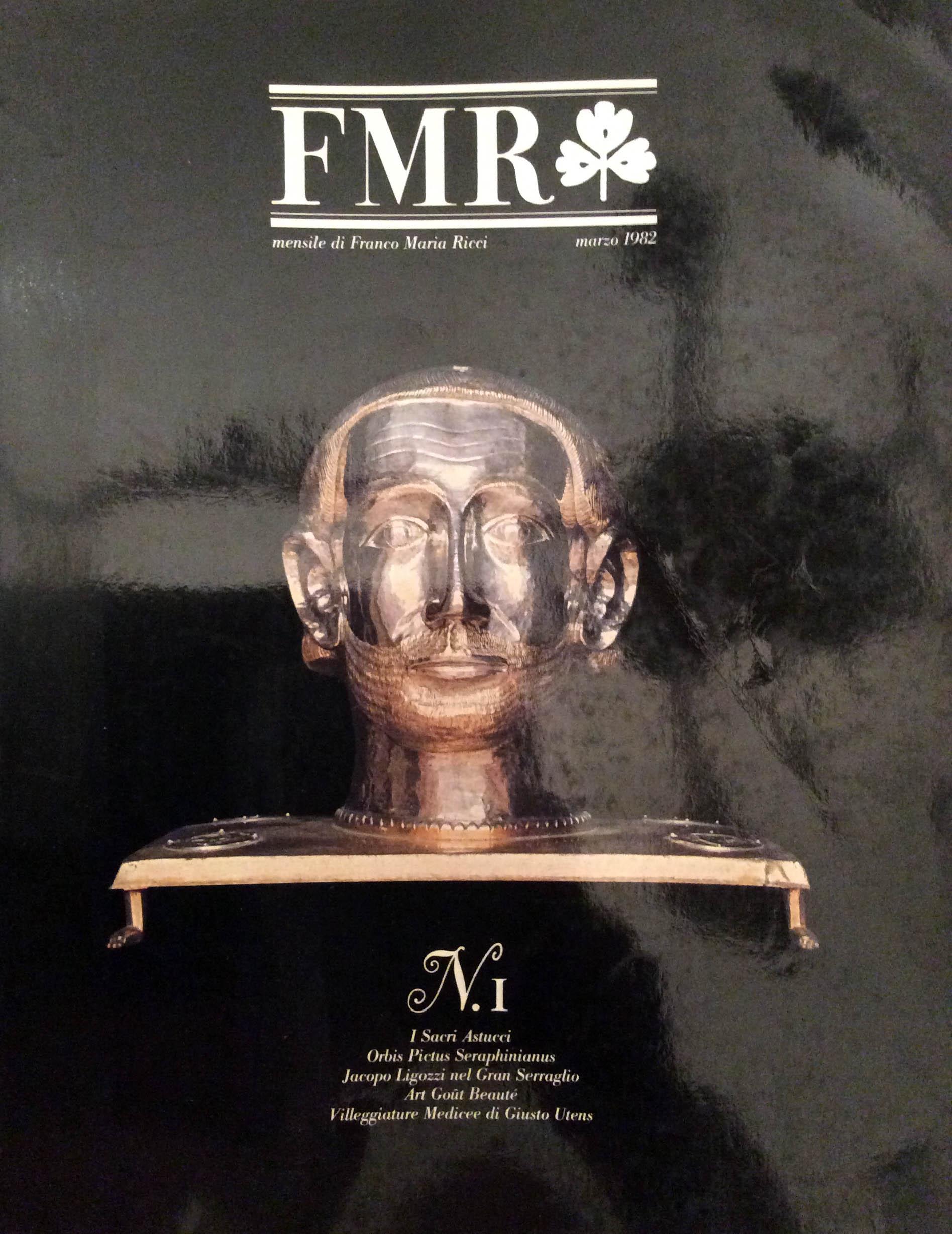 FMR – RIVISTA N.1