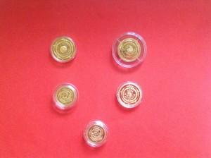 Collezione Aurea Limited III Millennium 2000 – Editalia