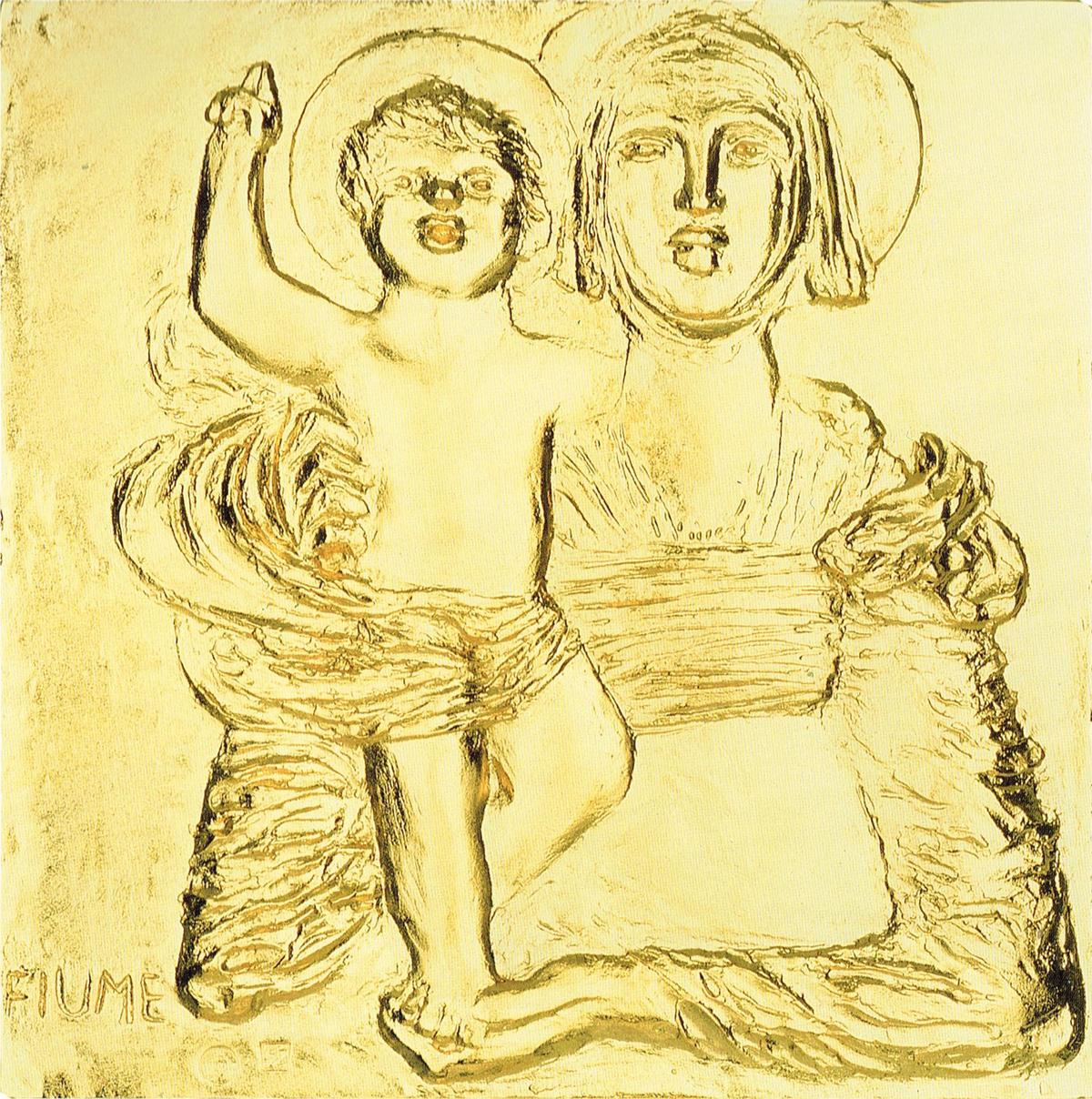 Salvatore Fiume – Maternità