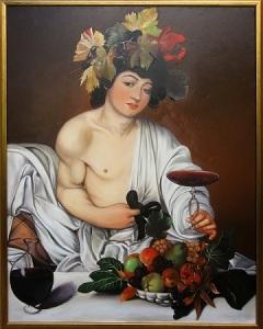 Andrea Salvarani – Bacco di Caravaggio