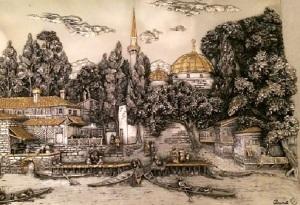 Brunel Italia – Bosphorus Bechik – Tach Docks