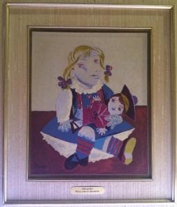 Pablo Picasso – Maia con la bambola