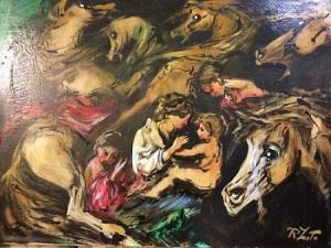 Rodolfo Zito – Cavalli e famiglie
