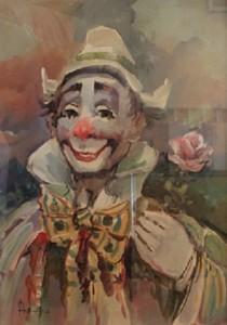 Aldo Albanese – Clown