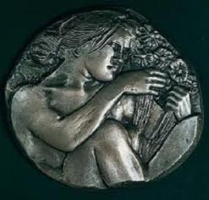 Emilio Greco – Fanciulla Etrusca
