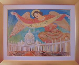 Salvatore Fiume – L'angelo del Giubileo