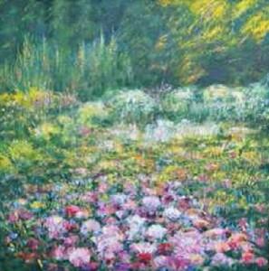 Gian Mauro Merlo De Vignola – Giardino in fiore