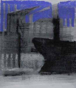 """Gianni Cestari – """"Il porto"""""""