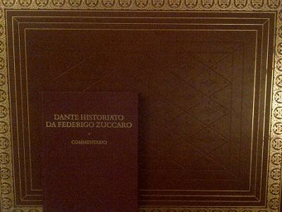 Dante Historiato da Federigo Zuccaro – Salerno Editore