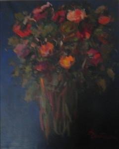 Vaso di fiori – Bartolini Luigi