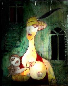 Maternità – Franco Anselmi