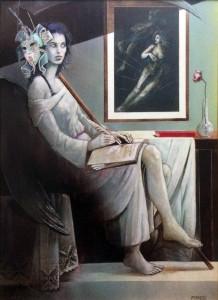 Mimmo Fiorelli – L'angelo
