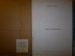 I saltimbanchi – Cesarino Monti