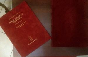 Francesco Petrarca – Rerum Vulgarium Fragmenta