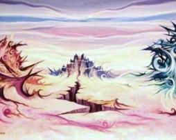 Paesaggio astrale