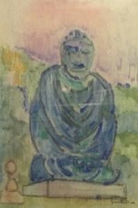 Gianpistone – Il grande Buddha