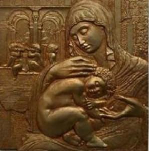 Elvio Marchionni – Madonna della tenerezza