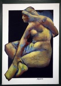 Vincenzo Musardo – Nudo femminile