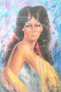 Vitaliani – Ritratto di donna