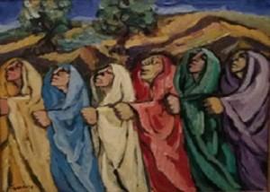 Saverio Terruso – La processione