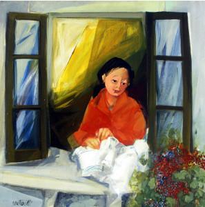 Cataldo Mastrorilli – Dietro la finestra