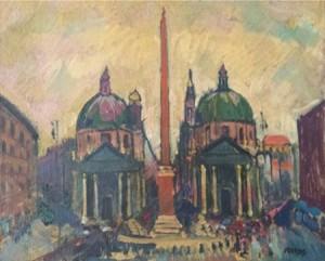 Vittorio Paradisi – Due cupole