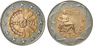 Medaglia Europa Unita – Ipzs