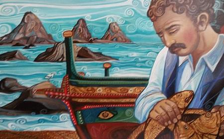 Matteo De Domenico – Il pescatore