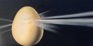 Monica Ricci – Uovo cosmico