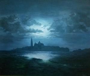 Luigi Pretin – Venezia Isola di San Giorgio