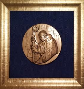 Joannes Paulus II – Floriano Bodini