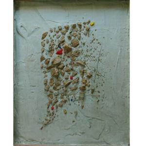 Andrea Colusso – Materia nello spazio