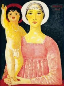 Salvatore Fiume – Madonna del Giubileo