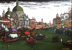 Michele Lapesara – Piazza San Marco