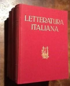 Lettaratura Italiana – Utet