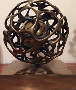 Gianfranco Meggiato – Sfera con sfera