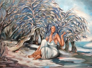 Giovanna Rapezzi – La ninfa delle nevi