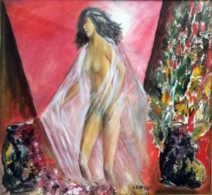 Virgilio Cassio – Nudo