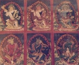 Pergamena Tibetana